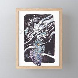 Mysterious Framed Mini Art Print