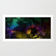 Fusion #2 Art Print