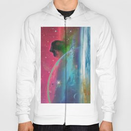Behind the mirror Hoody