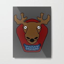 moosehead Metal Print