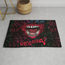Why So Serious Rug