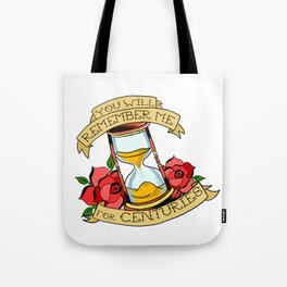 Centuries Tote Bag