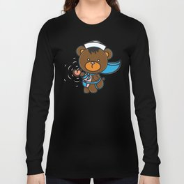 Sleazy Sam has a present for you! Long Sleeve T-shirt