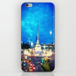 VICTORY MONUMENT iPhone Skin