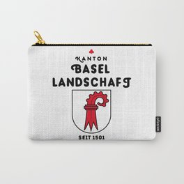 Canton of Basel-Landschaft Carry-All Pouch