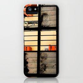 Urban prison iPhone Case