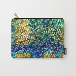 Design 34 Mosaic look Carry-All Pouch
