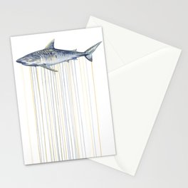 Tiger Shark Stationery Cards