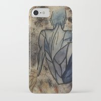 anatomy iPhone & iPod Cases featuring Anatomy  by Crimson-daisies