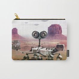 Behind you Carry-All Pouch