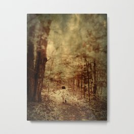 Evasion Metal Print