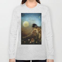 Sandji Hour Long Sleeve T-shirt