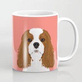 Bode - King Charles Spaniel customizable pet art for dog lovers  Coffee Mug