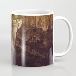 Desert Waterfall Coffee Mug