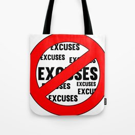 Fitness & Bodybuilding Motivation Quote Tote Bag