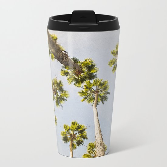 That Cali Life Metal Travel Mug
