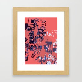 2. Framed Art Print