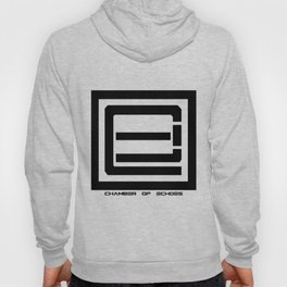 Chamber of Echoes Logo Hoody