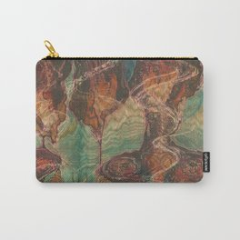 Ecstatic Pelvis (Meat Flame) Carry-All Pouch