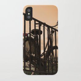 Bike in Paris iPhone Case