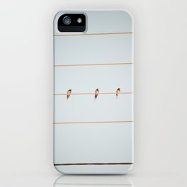 The Three iPhone Case