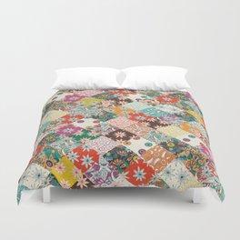 sarilmak patchwork Bettbezug