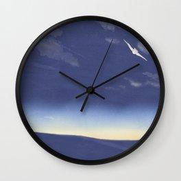 Before the dawn | Miharu Shirahata Wall Clock