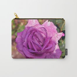 Sardinian Rose Poetry Carry-All Pouch