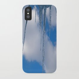 Frozen (for devices) iPhone Case
