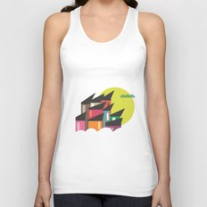 Houses of Colors Unisex Tank Top