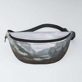 Moody Yosemite Tunnel View Fanny Pack