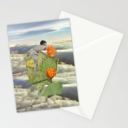 Clouds Above Stationery Cards