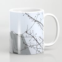 building Mugs featuring Building by RMK Creative