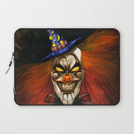 HALcLOWnEEN Laptop Sleeve