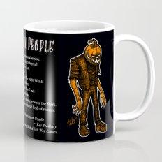 Autumn People 4 Mug