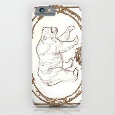 Bear Vignette Slim Case iPhone 6s