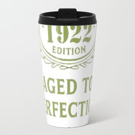Green-Vintage-Limited-1922-Edition---95th-Birthday-Gift Travel Mug
