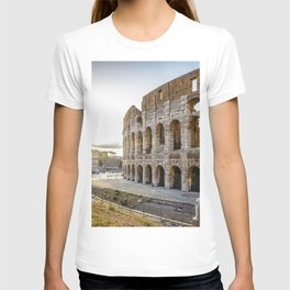 The Colosseum of Rome T-shirt