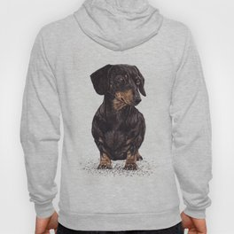 Dog-Dachshund Hoody