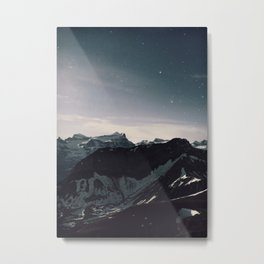 mountain # 3 Metal Print