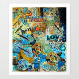 In My Life I Loved Them All Art Print