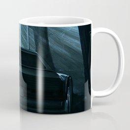 CAR AT DRAMATIC STREET DURING NIGHT Coffee Mug