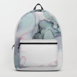 Abstract Alcohol Ink 6248 Backpack