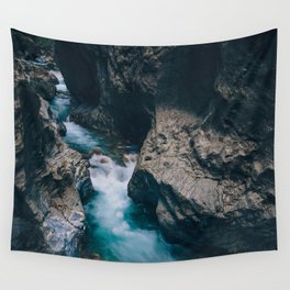 Run With Me Wall Tapestry