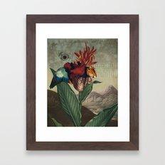 Cor 1 Framed Art Print