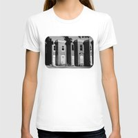 baltimore T-shirts featuring West Baltimore by Andrew Mangum