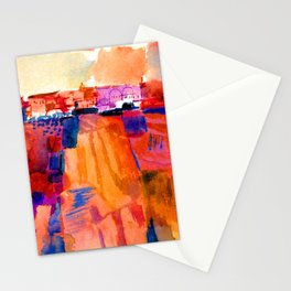 Paul Klee Kairouan Stationery Cards