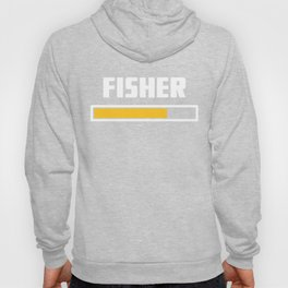 Fisher Installing T Shirt Hoody