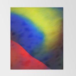 Aurore Boréale Throw Blanket
