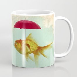 under cover goldfish 02 Coffee Mug